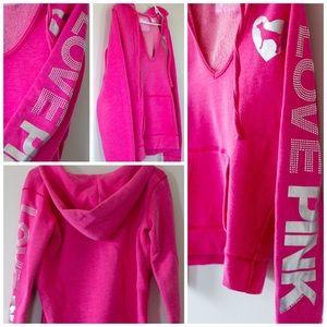 PINK Victoria's Secret Hoodie - Medium